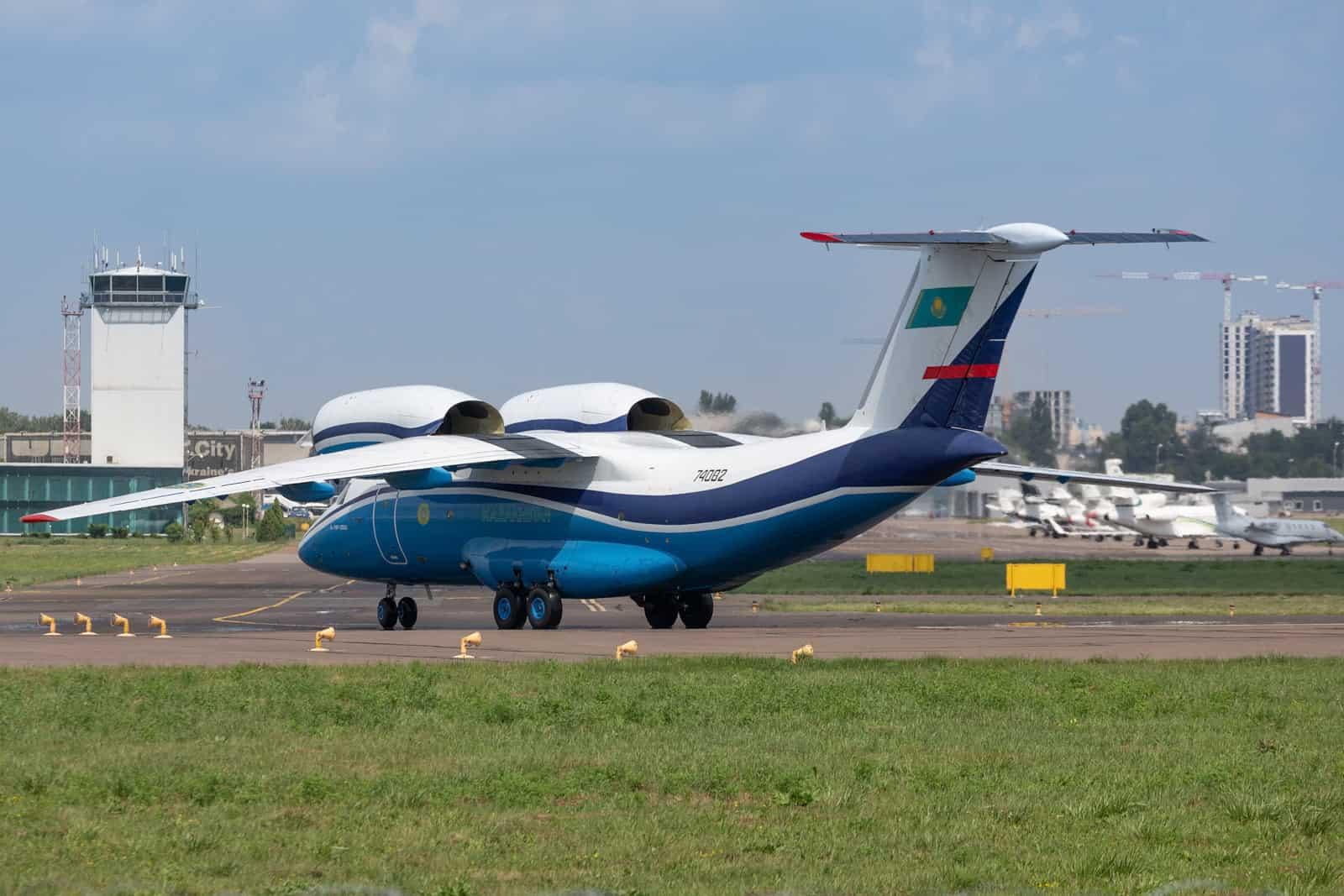 Ан-74 прикордонної служби Казахстану