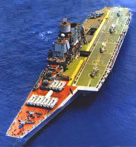 Авіанесучий крейсер проєкту 11434