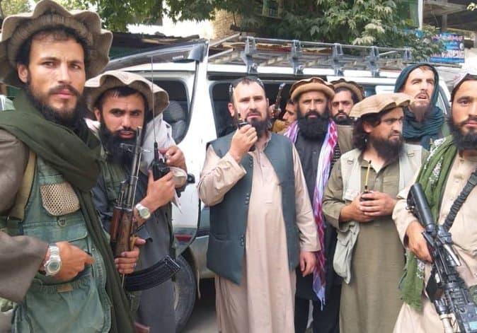 Таліби на півночі Афганістану