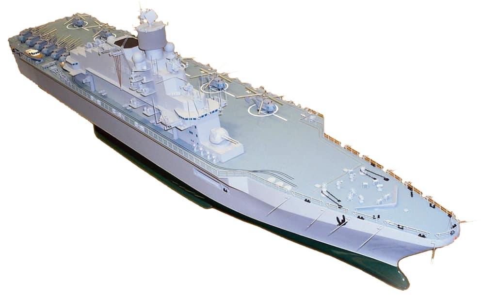 Універсальний десантний корабель проєкту 11780
