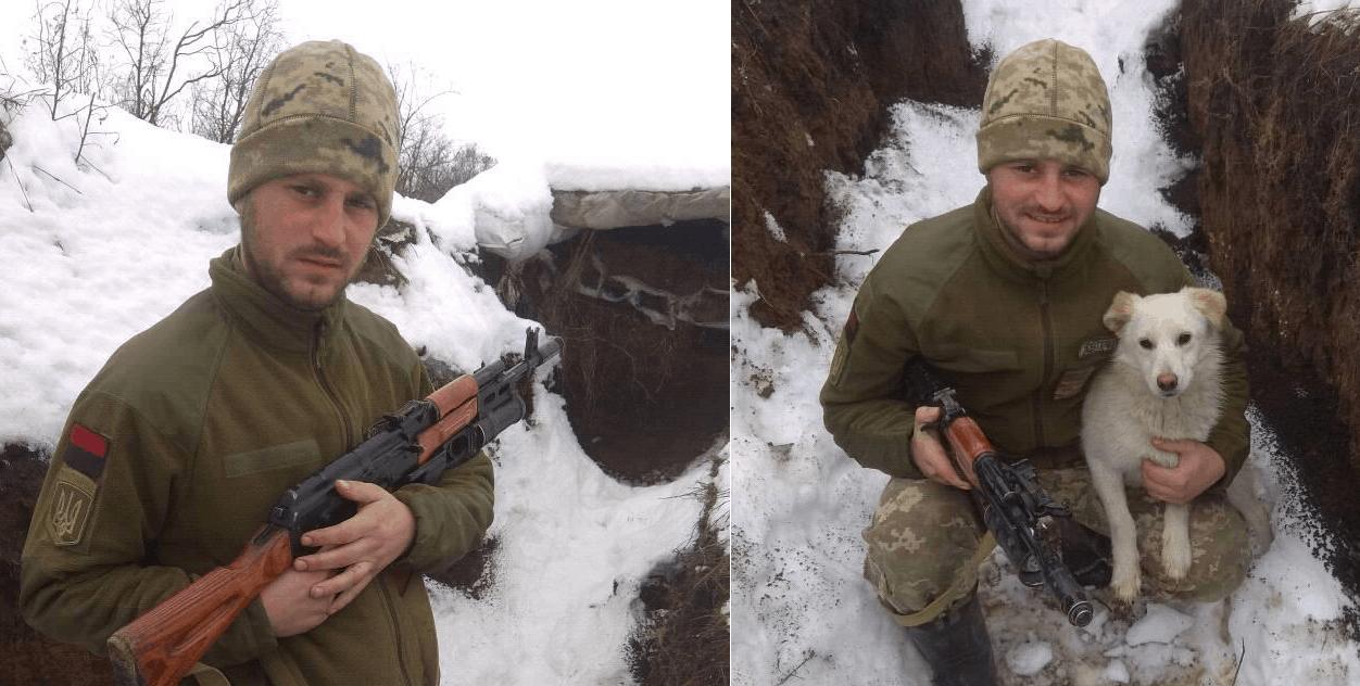 Військовослужбовець окремої механізованої бригади імені Короля Данила старший солдат Роман Задорожний