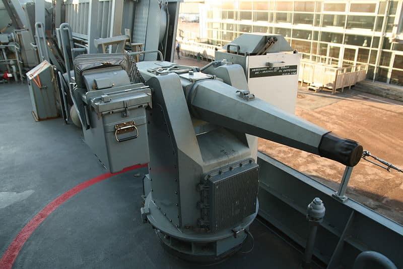 Артустановка MGL-27