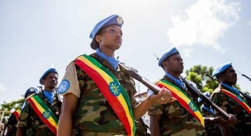 Ефіопські миротворці
