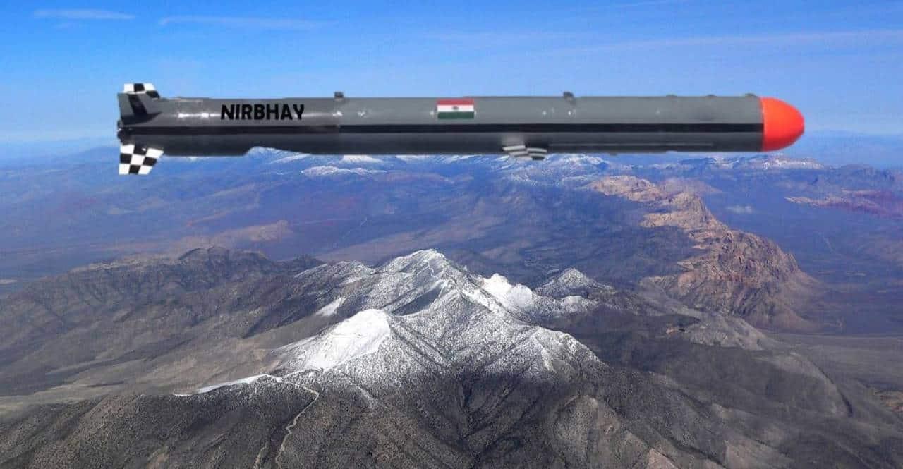 Крилата ракета Nirbhay