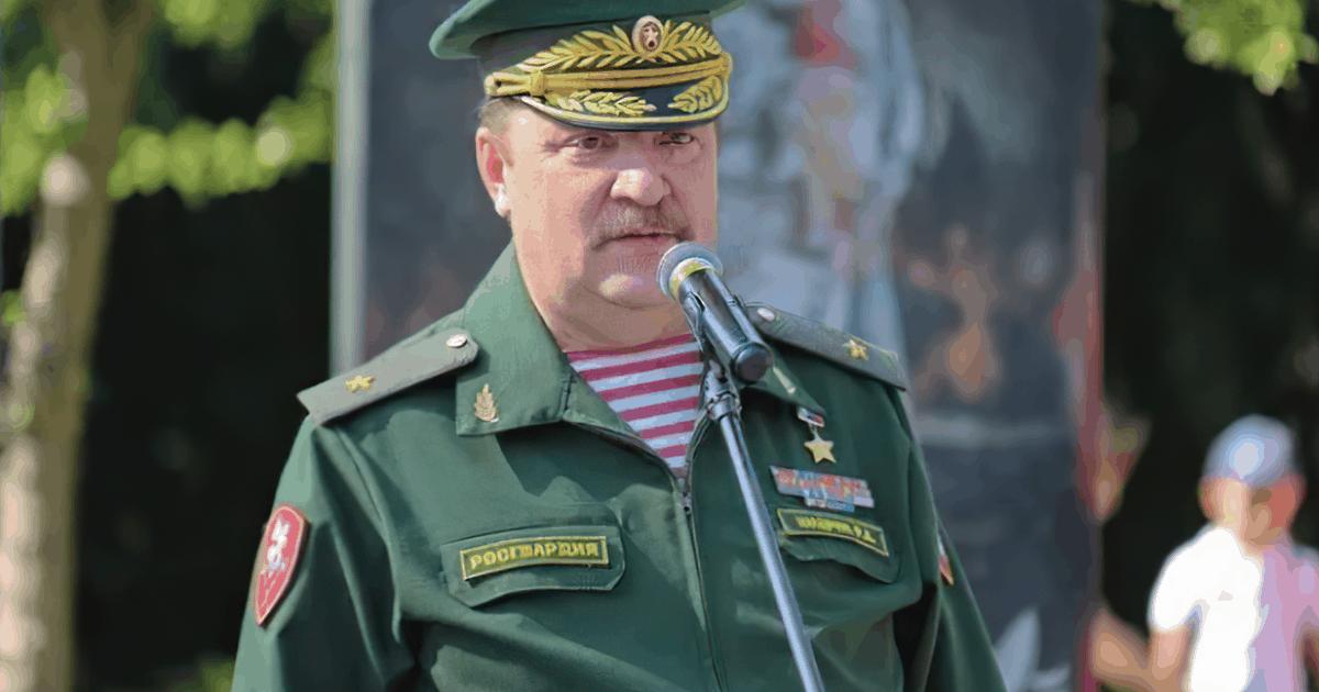 Генерал-майор Роман Шадрін