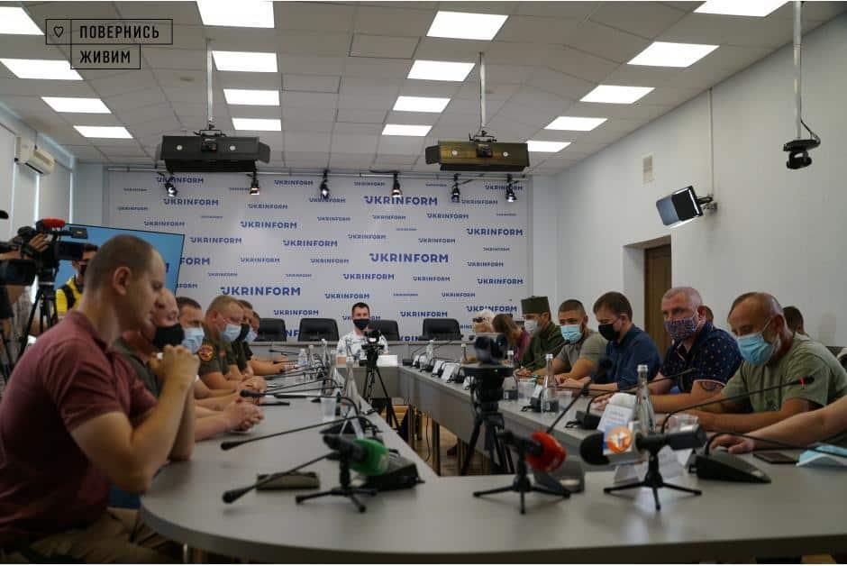 Організатори «Маршу захисників України»