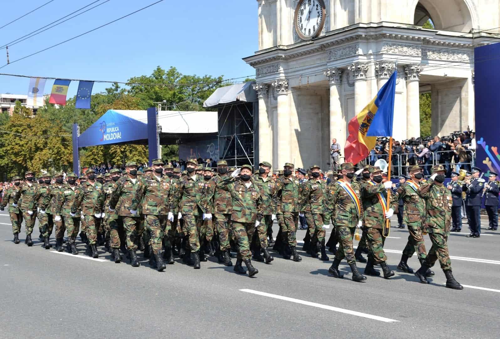 Ветерани ЗС Молдови
