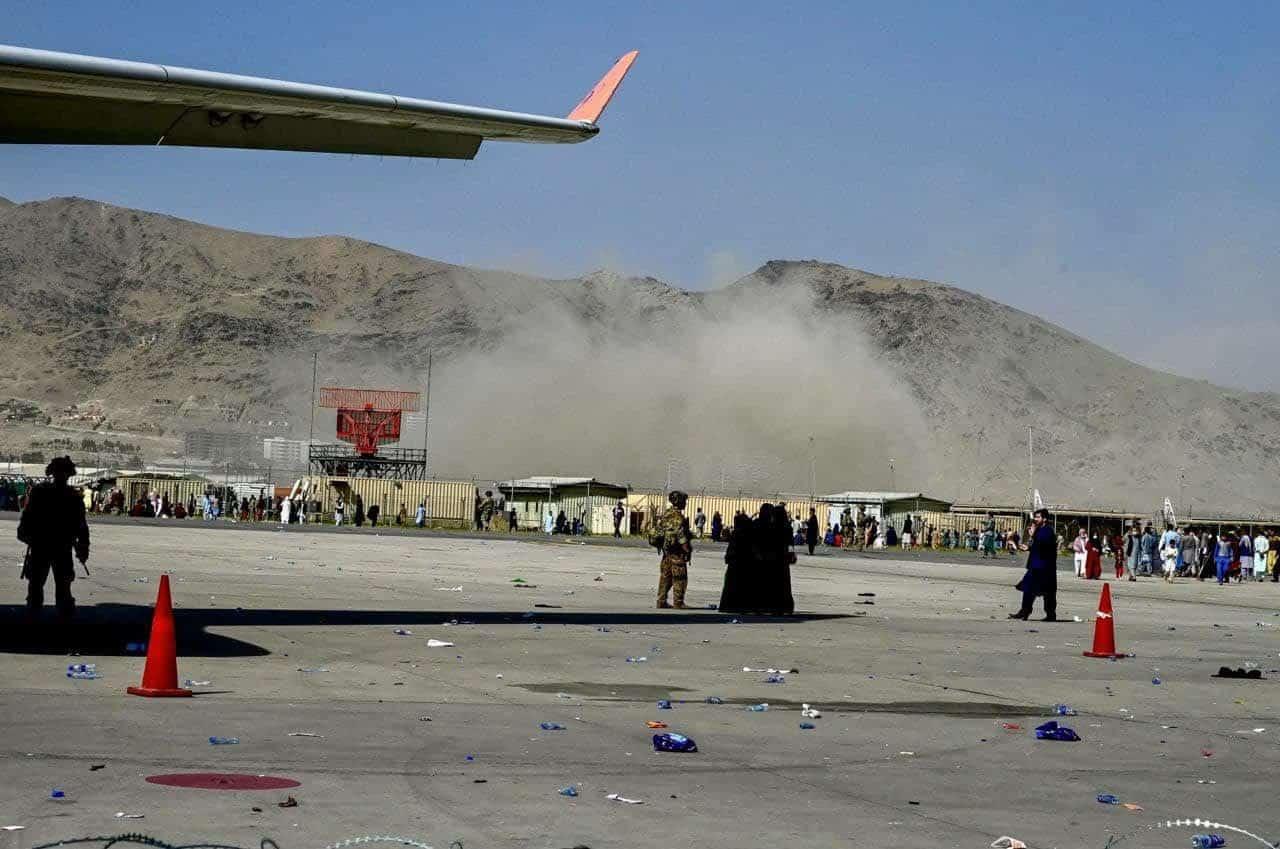 Вибух в аеропорту Кабула