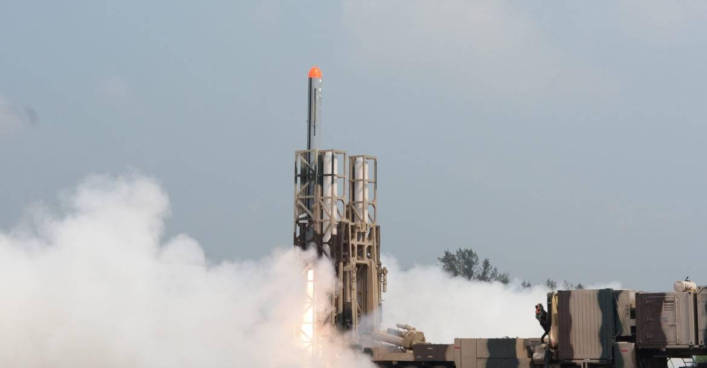 Запуск крилатої ракети Nirbhay