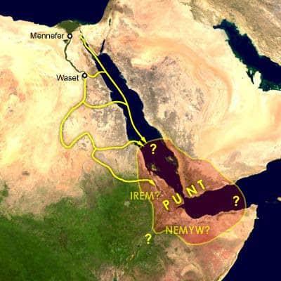 мапа Пунта