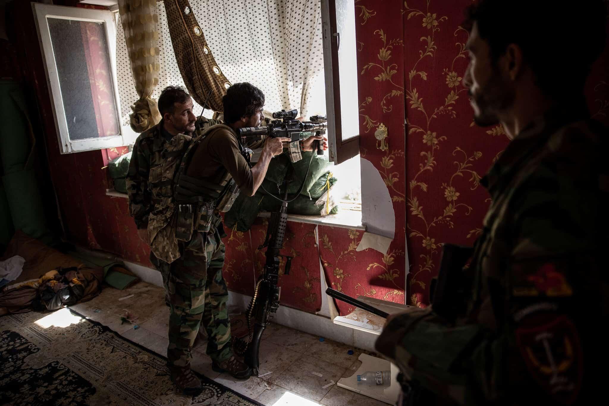 Сили безпеки Афганістану