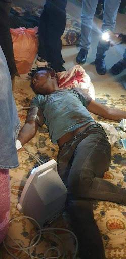 вбитий амхара в районі Шева, Амхара