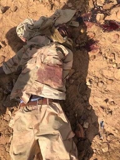 вбитий в Тиграй еритрейський солдат
