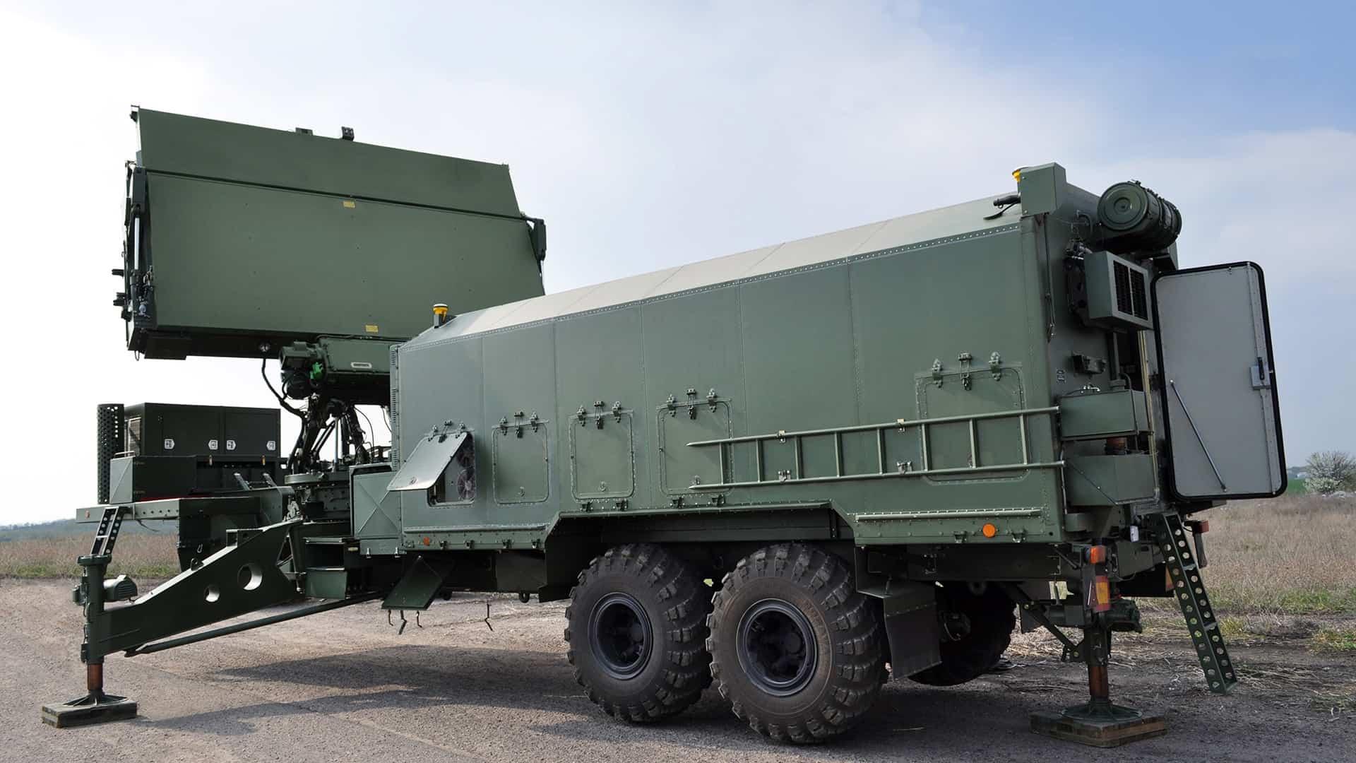 РЛС 80К6КС1 «Фенікс-1» розробки та виробництва КП «НВК «Іскра» Фото: Укроборонпром