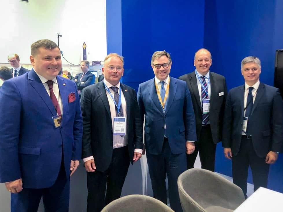 Після підписання угоди між Укроборонпром та Babcock International. Вересень 2021