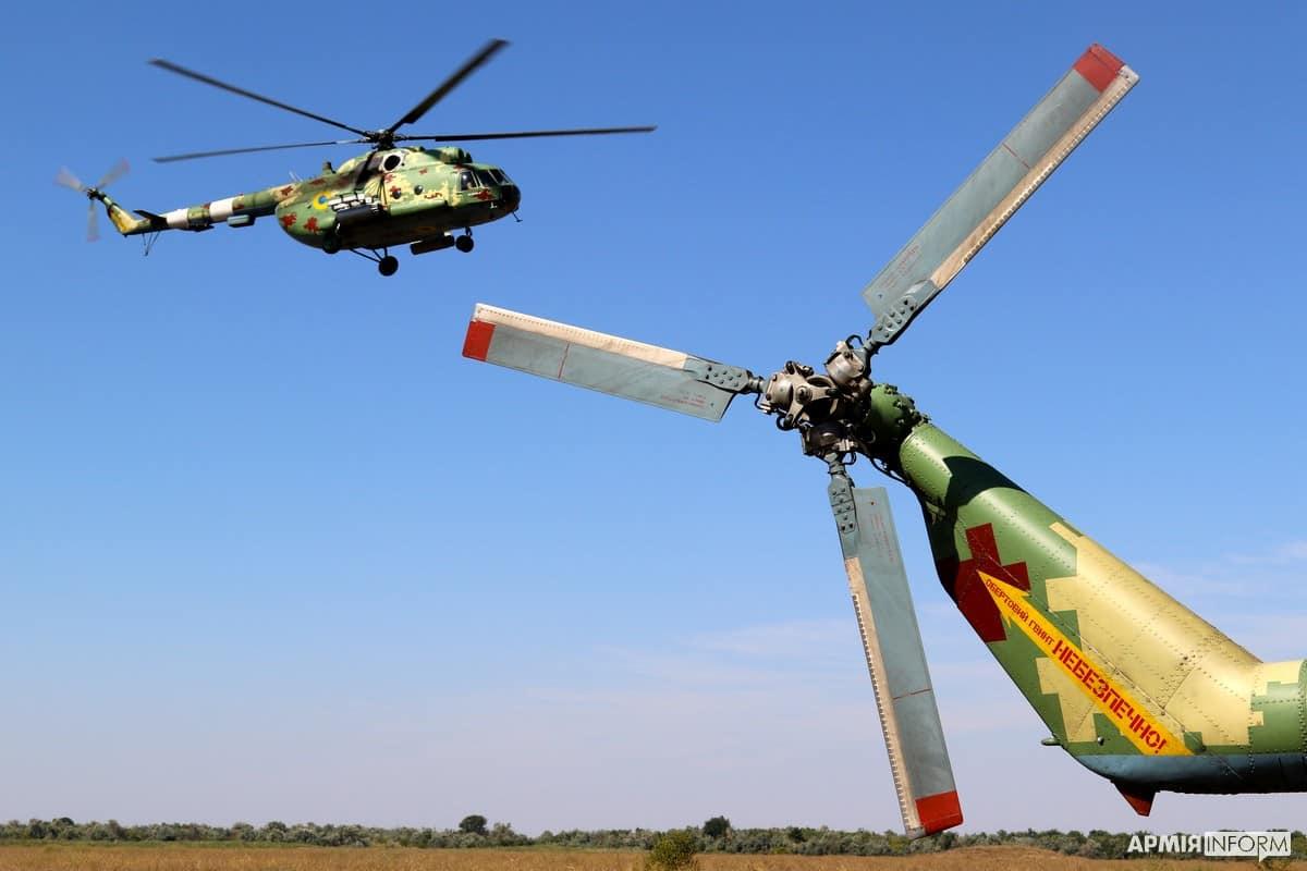 Мі-8МСБ-В 10-ї морської авіаційної бригади