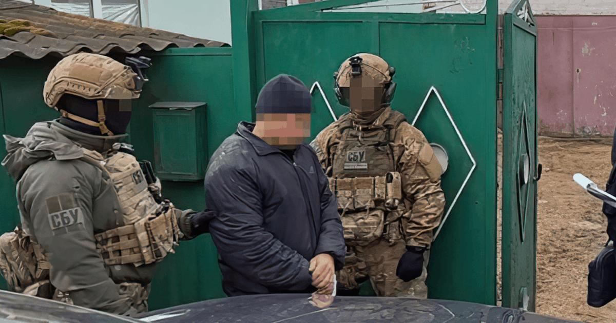Викритий СБУ бойовик отримав 8 років