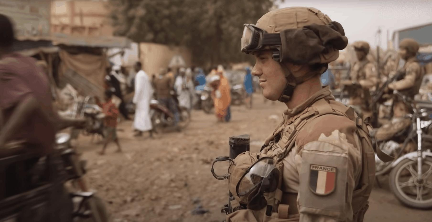 Військові Франції у Малі. 2021 рік. Фото: VICE