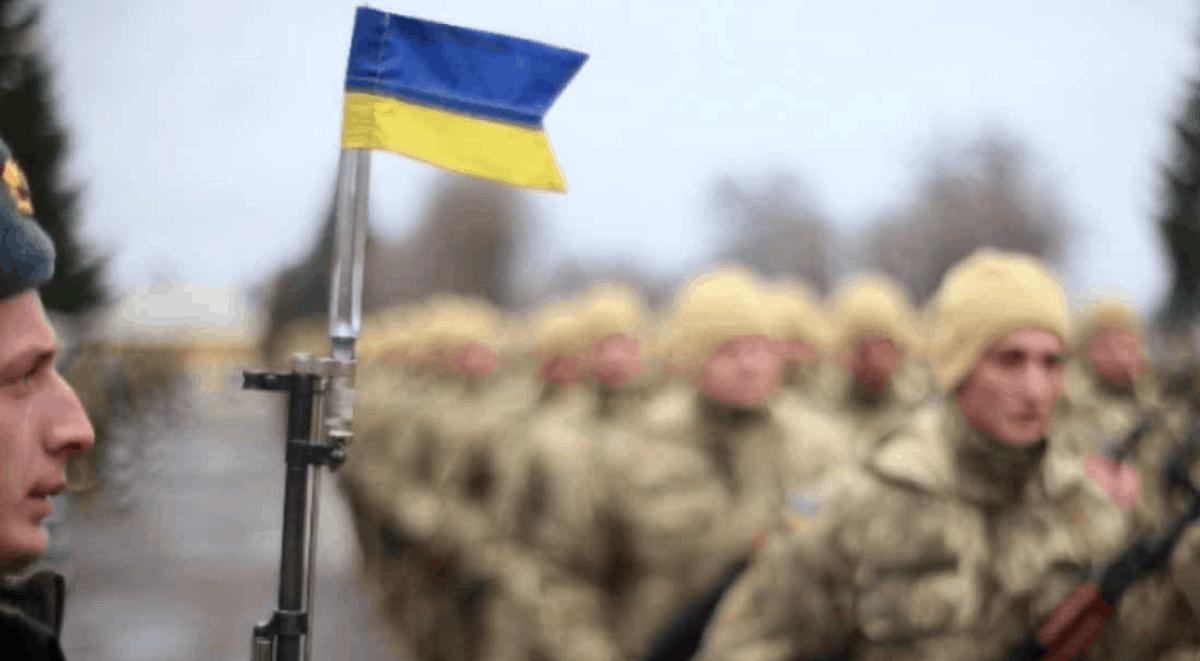 Призов на строкову службу України. Фото з вільних джерел