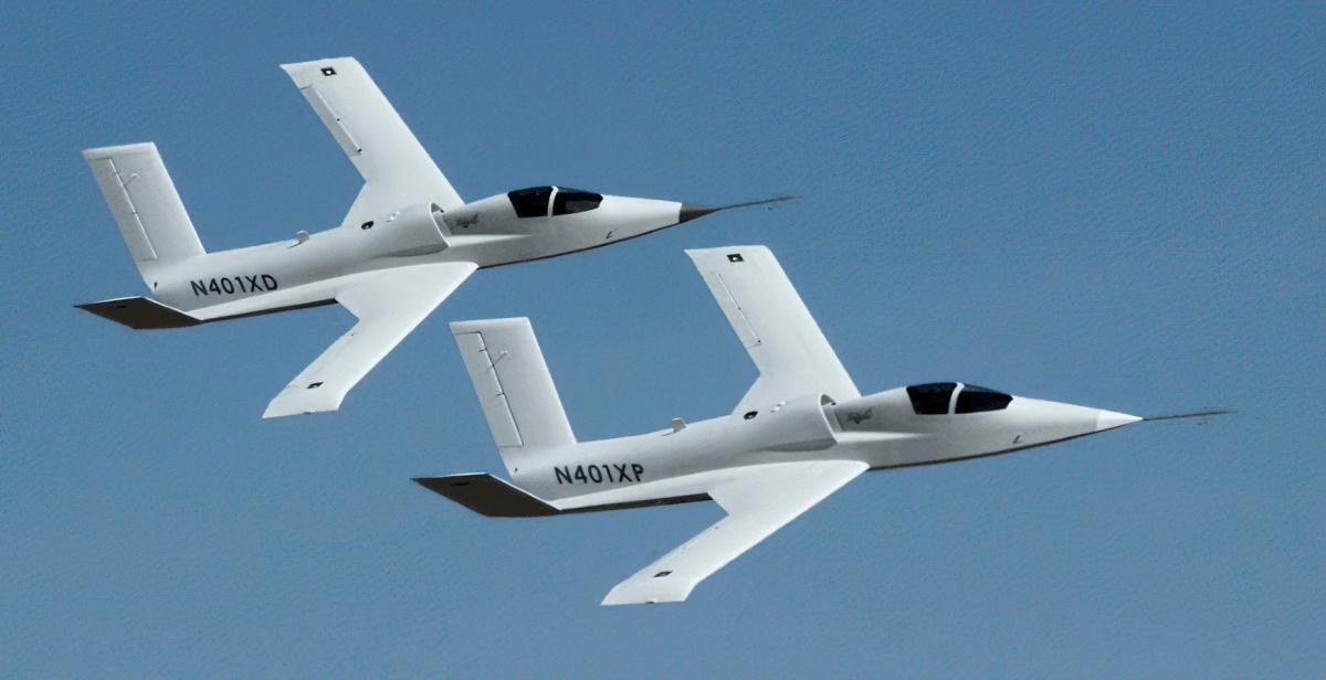 Літаки «Model 401». Фото з відкритих джерел