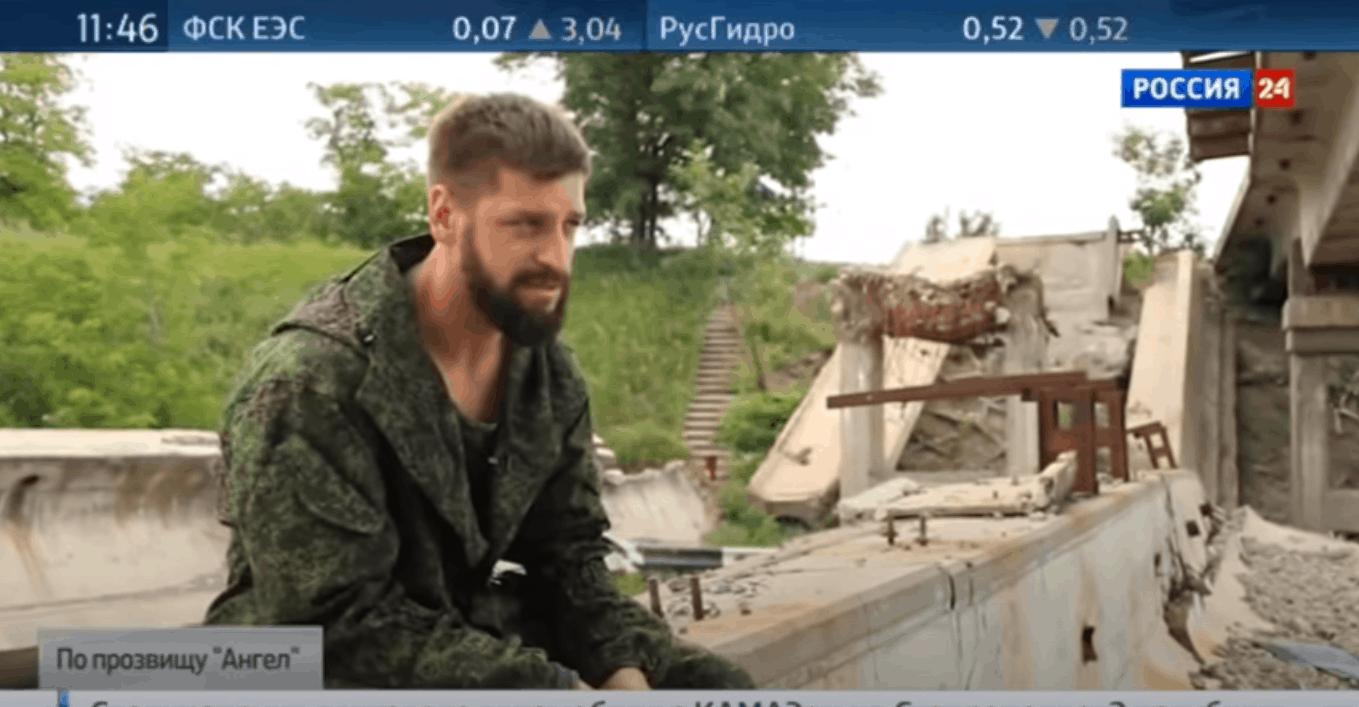 """Смирнов Олексій на каналі """"Россия 24"""""""