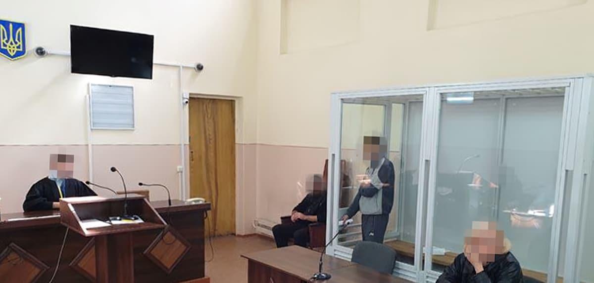 Суд над агентом ФСБ. Вересень 2021. Фото: СБУ