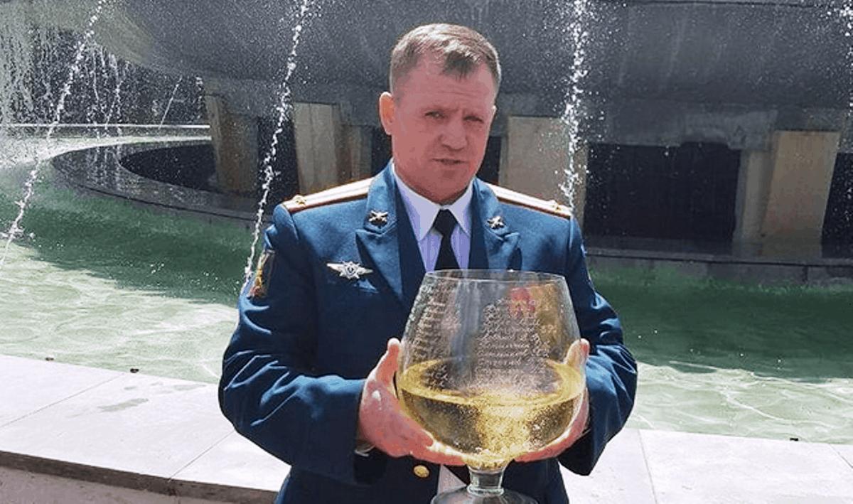 Загиблий у Сирії у вересні 2021 року російський військовий Олексій Шнайдер