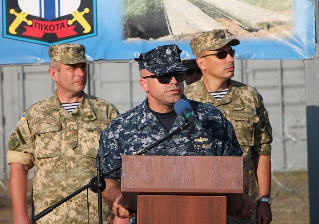 """""""Сі Бриз -2016"""": багатонаціональні сили і фобії Росії"""