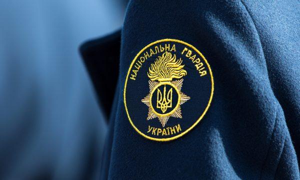 Автобус Нацгвардії потрапив у ДТП на Київщині, загинув військовий