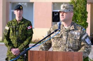 Порошенко просить Трюдо продовжити місію канадських військових інструкторів