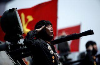 Північна Корея проводить великомасштабні артилерійські навчання