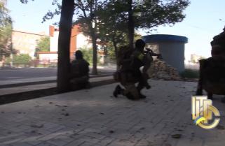 3 роки звільненню міста Торецьк(колишній Дзержинськ) від бойовиків