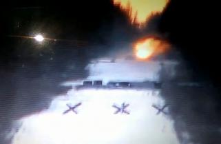 Бійцям у зоні проведення військової операції на Донбасі вдалось ліквідувати вантажівку бойовиків
