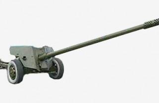 100мм Протитанкова гармата Т-12