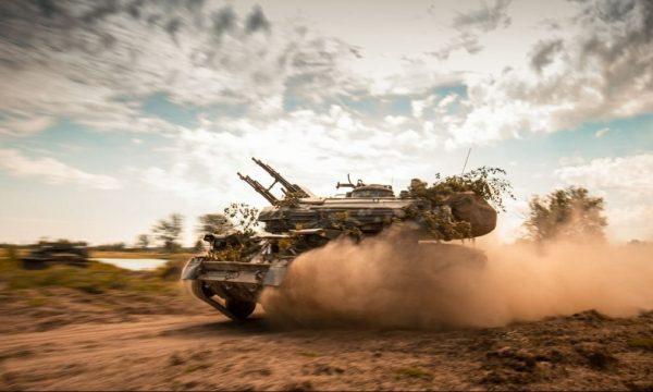 Міністерство оборони повідомляє про початок на всій території України командно-штабних навчань «Непохитна стійкість 2017»