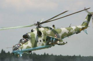 Польща планує замінити радянські Мі-24 на AH-64 «Apache»