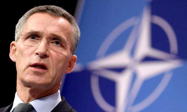 НАТО підтримує миротворчу місію ООН на сході України