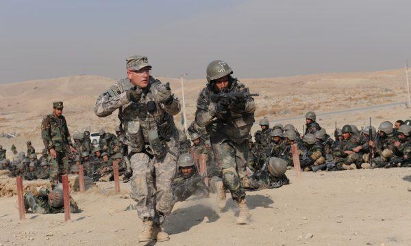 НАТО планує збільшити свою військову присутність в Афганістані.