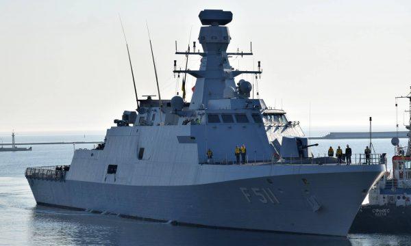 До Одеси з дружнім візитом прибули кораблі ВМС Турецької Республіки
