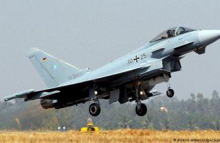 Винищувачі Бундесверу змусили сісти корейський пасажирський літак