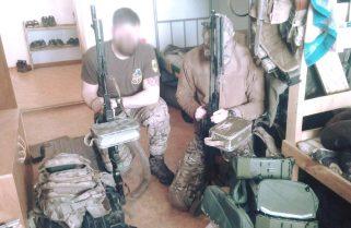 """ЗВІТ. Партія м'яких коробів доставлена для полку """"Азов"""""""