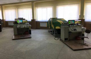 За цей рік до військових навчальних закладів поставлено 6 комплексних динамічних тренажерів для підготовки екіпажів танка Т-64-Б(БВ)