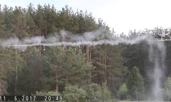Matrix-UAV показала випробування на можливість здійснювання пусків некерованих ракет