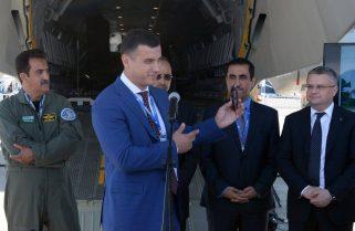 Перші літаки Ан-132D спільного із Саудівською Аравією проекту будуть побудовані в Україні
