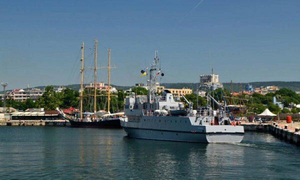 """Курсанти Інституту Військово-Морських Сил НУ """"ОМА"""" прибули до міста Констанца"""