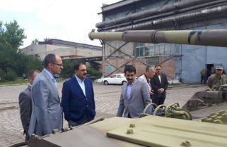 Військова делегація з Пакистану відвідала Україну