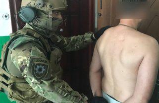 """КОРД у Дніпрі затримав бойовика """"ДНР"""""""