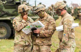 У Болгарії стартували навчання Saber Guardian-17