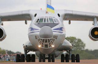 Прибуття українських літаків на «The Royal International Air Tattoo — 2017»
