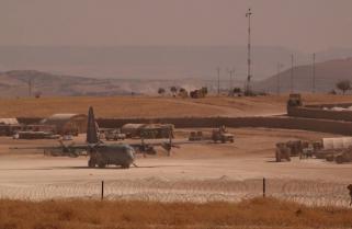 Німецька газета BILD опублікувала інформацію по розташуванню американської авіабази на півночі Сирії